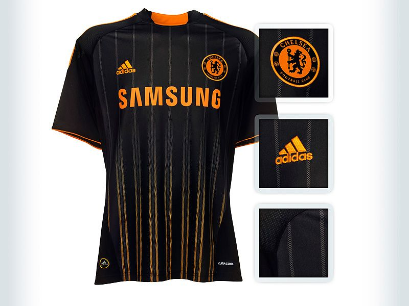 Chelsea 2019-20 home, away, and third kit designs leaked