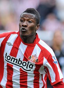 Picture of Asamoah Gyan