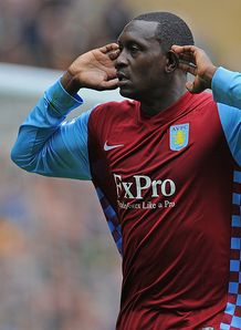 Heskey ruled out