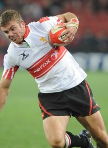 Jaco Taute for the Lions