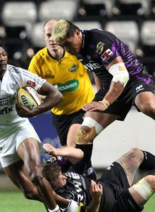 Jerry Collins Ospresy Aironi