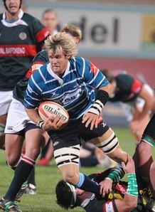 Justin Downey griquas leopards
