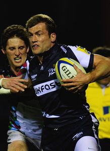 Mark Cueto Tom Williams Sale v Harlequins