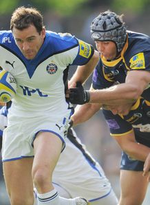 Matt Carraro try Leeds v Bath