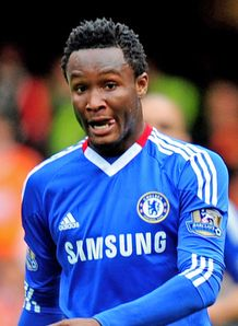 Mikel out until February