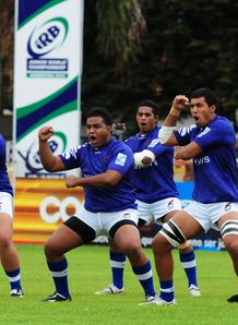 Samoa IRB Junior Wolrd Championship