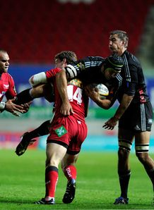 Scarlets v Aironi Rugby  Magners League
