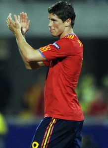 Del Bosque happy for Torres 