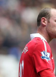 Rooney ruled out for United