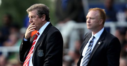 Hodgson: a good time to play McLeish's Birmingham?