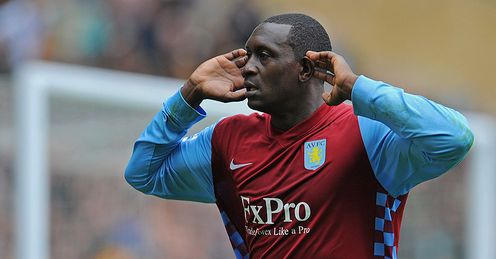 Emile Heskey Aston Villa Premier League