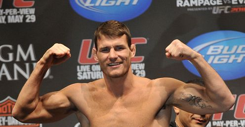 Bisping: looking forward to fighting again on home soil