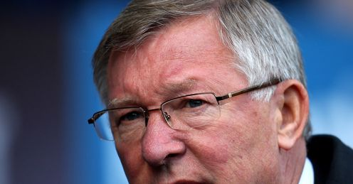 Sir Alex Ferguson Manchester United Premier League