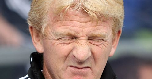 Strachan: difficult start to the season for Boro