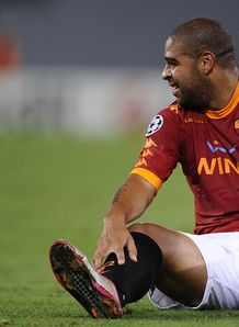 Roma cancel Adriano's contract