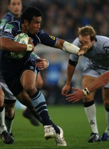 Casey Laulala Cardiff Blues v Edinburgh