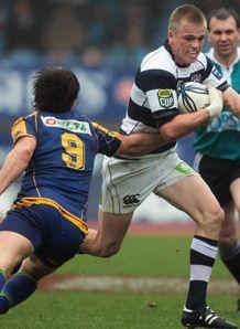 Gareth Anscombe against Otago