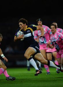 James Ticknell against Stade Francais