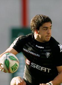 Luciano Orquera Brive 2009