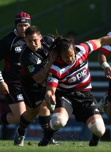 Luke McAlister Tana Umaga Counties Manukau North Harbour