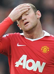 United deny Rooney reports