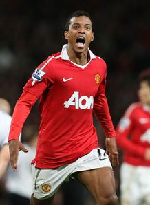 Nani sees two-horse race