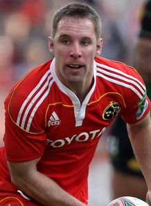 Tomas OLeary Munster