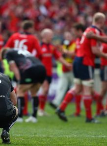 Ospreys dejected at Munster