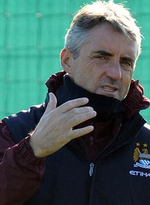 Mancini rejects revolt talk
