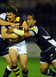 SAle v wasps oct 2010