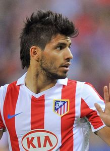 Aguero agrees Atletico stay