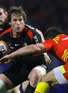 Shaun Sowerby Toulouse Perpignan