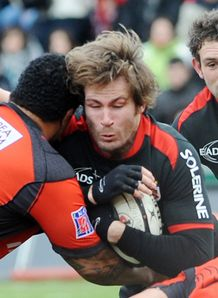 Shawn Sowerby Toulouse Toulon