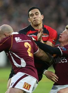 Sonny Bill Williams of Canterbury
