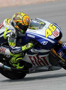 Rossi wants to end on a high