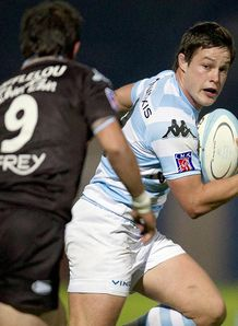 Henry Chavancy racing metro