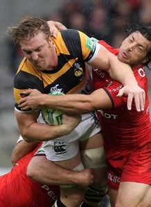Toulouse outlast Wasps