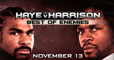 Haye Harrison Best of Enemies