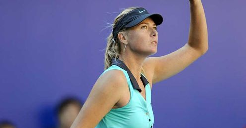 SKY_MOBILE Maria Sharapova