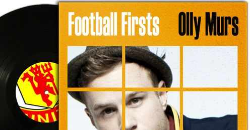 Olly Murs Football Firsts