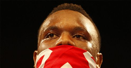 Flying the flag: Chisora should seize his chance, says Glenn