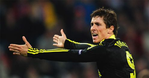 Torres: even he is nothing without confidence, says Nicky