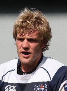 Andrew Van der Heijden Auckland broken arm