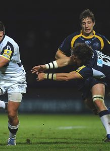 Matty James Leeds v Sale LV Cup 2010