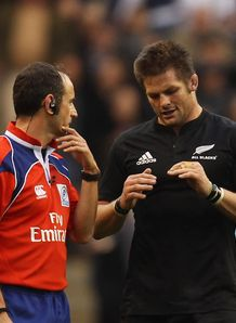 McCaw slams 'inconsistency'