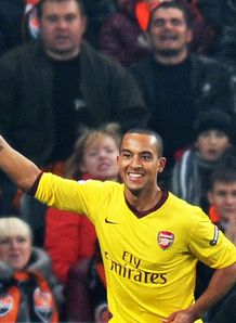 Walcott out to emulate Henry