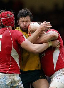 Adam Ashley-Cooper australia v wales