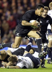All Blacks hit top Gear
