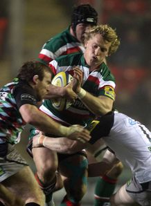 Billy Twelvetrees Leicester