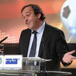 Platini: Discussing new European format